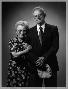 """2de prijs CAP """"Seniorenechtpaar"""""""